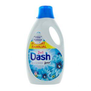 Dash Detergent lichid 2475 ml 45 spalari 2in1 Lenor