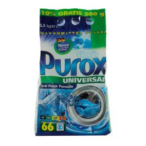 Purox Detergent automat 5.5 kg 66 spalari Universal