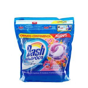 Dash Detergent Capsule 48 buc 3in1 Bouquet di Primavera