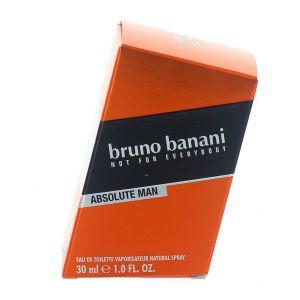 Bruno Banani Parfum barbati in cutie 30 ml Absolute Man