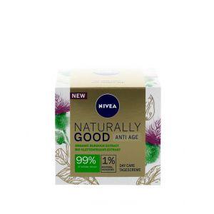Nivea Crema antirid de zi 50 ml Naturally Good