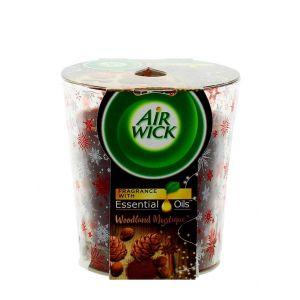 Airwick Lumanare odorizanta 105 g Woodland Mystique